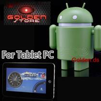 Android Muñeco De Bocinas Para Tablet, Galaxy Tab, Samsung