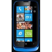 2 Micas Protectora Para Pantalla Nokia Lumia 610