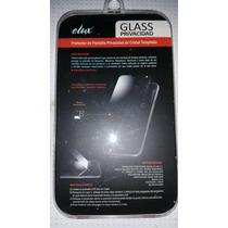 Mica Cristal Templado Privacidad Samsung Galaxy Note 4