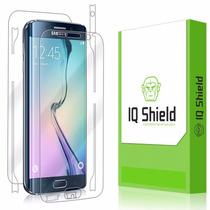 Micas Trasera Y Delantera Iq Shield Samsung Galaxy S6 Edge