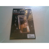 Wwow Mica De Pantalla Tipo Espejo Samsung Corby S3650!!!