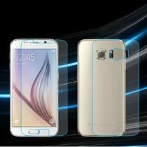 Mica Glass Vidrio Frontal Y Trasera Samsung Galaxy S6