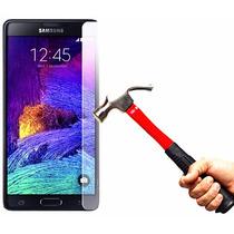 Mica Cristal Templado Galaxy S3 S4 S5 Mini S6 Edge Note 3 4