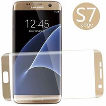 Accesorios Premium Cristal Templado Galaxy S7 Edge Mica