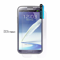 Mica Protector De Cristal Templado Samsung Galaxy Note 2