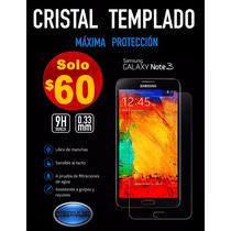 Mica Cristal Templado Samsung Galaxy S6 S5 S4 S3 A5 A3 E5 E7