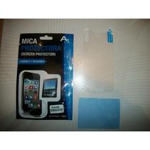 Wwow Mica Protectora De Pantalla Galaxy S4 Mini I9190!!!