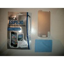 Wwow Mica De Pantalla Tipo Espejo Galaxy S4 Mini I9190