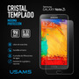 Mica De Cristal Templado Galaxy Note 3 Envio Gratis
