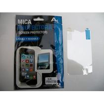 Mica Protectora Sony Xperia E C1505 Antirayaduras!