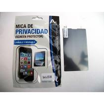 Mica Protectora De Privacidad Sony Xperia E C1505!!!