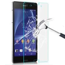 Mica Cristal Templado Sony M2 Aqua M4 Aqua Z5 Mini 9h Mejor