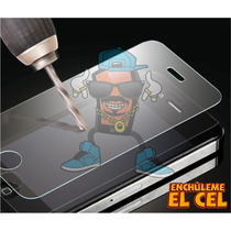 Mica De Cristal Templado Iphone Sony Samsung Lg Motorola Htc