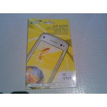 Wwow Mica De Pantalla Para Sony Ericsson T715!!!