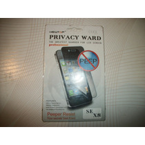 Wwow Mica De Privacidad Sony Ericsson Xperia X8!!!