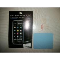 Wwow Mica Protectora De Pantalla Para Sony Ericsson W580!!!