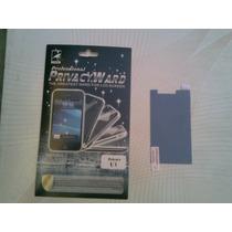 Wwow Mica De Privacidad Sony Ericsson Satio U1!!!