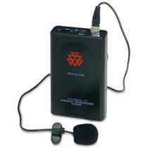 Micrófono Inalámbrico Para Congresos Conferencias Polycom