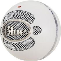 Kit Microfono Condensador Blue Snowball Usb Audifonos Vbf