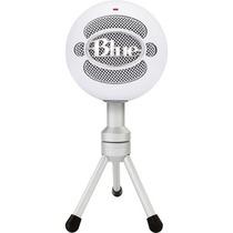Microfono Condensador Blue Snowball Usb Ice Envio Gratis Vbf