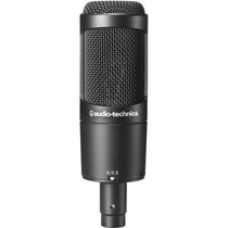 Microfono Condensador Audio-technica At2050 Envio Gratis Hm4