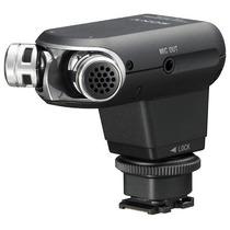 Microfono P/ Video Camara Sony Ecm-xyst1m Stereo Nuevo Vbf