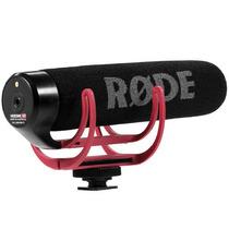 Microfono Shotgun Rode Videomic Go On Con Deadcat Nuevo Vbf