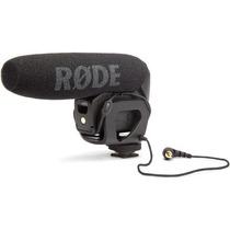 Rode Videomic Pro Microfono De Cañón Para Videocamara