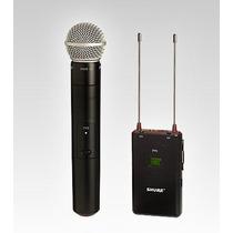 Micrófono Inalámbrico Para Cámara De Vídeo Shure Fp25/sm58