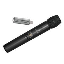 Micrófono De Mano Inalámbrico Usb Behringer Ulm100usb