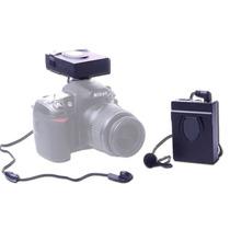 Microfono Lavalier Transmisor Y Receptor Sv 50 Metros