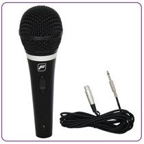 Micrófono Metálico Profesional Unidireccional