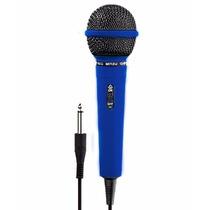 Microfono 12-1001 Mitzu Colores Karaoke Barato Economico