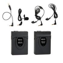 Sistema Microfonos Lavalier Inalambr Wmic50