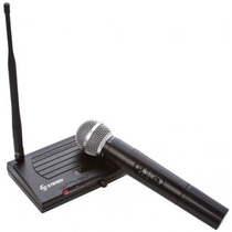 Micrófono Profesional Inalámbrico Uhf Previene Interferencia