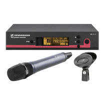 Microfono Inalambrico Sennheiser Uhf With E865