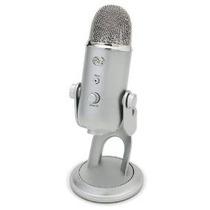 Blue Microphones Yeti Micrófono Usb - Plata