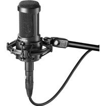 Micrófono De Condensador Diafragma Audio-technica At2035