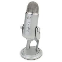 Microfono Usb Para Podcast Blue Microphone Yeti Usb Hm4
