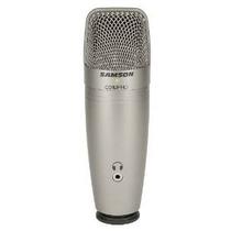 Samson C01u Studio Pro Usb Micrófono De Condensador