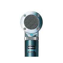 Micrófono Shure Con Patron Polar Supercardiode Beta 181/s