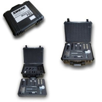 Kit Shure Profesional De Microfonos Para Escenarios