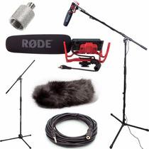 Kit De Microfono Rode Dgv