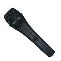 Microfono Alambrico 5m Omnidireccional Metalico Karaoke