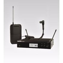Microfono Sistema Inalámbrico Instrumentos Shure Blx14r/b98