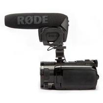 Rode Videomic Pro Micrófono Profesional Para Cámara De Video