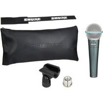 Microfono Shure Beta 58a - Envio Asegurado Gratis