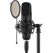 Microfono Condensador Senal Sc-550x Professional Cardioid
