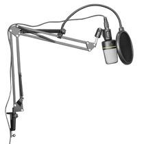 Soporte Stand Articulado Para Microfono De Estudio, Locución