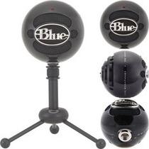 Micrófono Snowball Blue Usb Condensador Cardioide